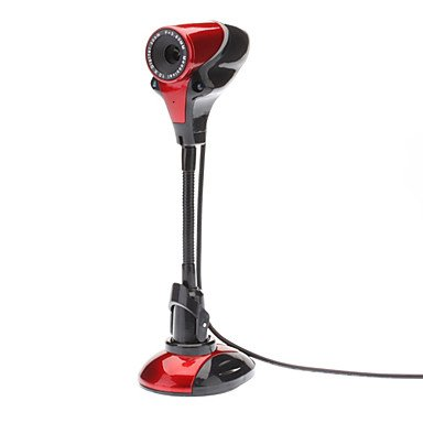 Zcl Gucee Hd80 1080P 2.0Mp Digital High Definition Webcam With Dual Digital Microphone