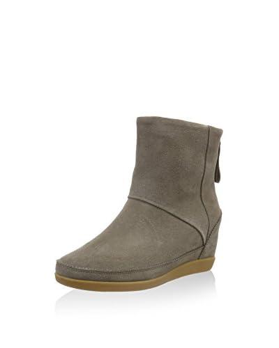 Shoe the Bear Keil Stiefelette beige