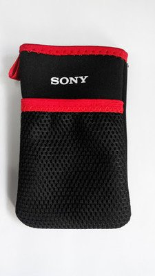 SONY Portable Hard Disk Pouch Spiderman Series