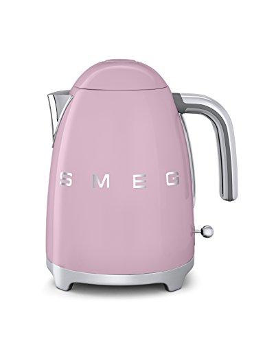 Smeg KLF01PKEU Wasserkocher 1,7 L cadillac, pink