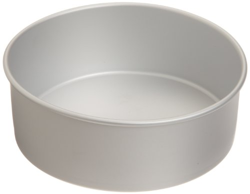 Wilton 2105-9104 Perfect Performance Round Cake Pan, 8 by 3-Inch