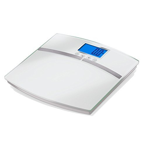 EatSmart Precision Body Fat Scale Bathroom Scale w/ 400 lb.