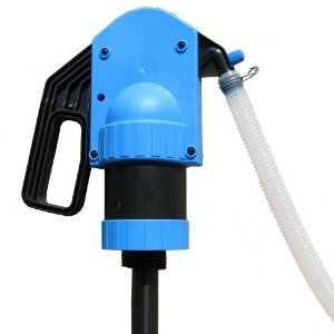 TERAPUMP TRLEVWA01 Lever Action Pump-For Water base Liquid Hydraulic Oil Lubricant Washer Antifreeze