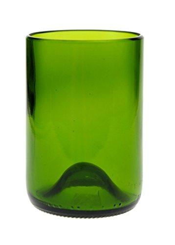 Tumbler Glass (12 Oz) Green