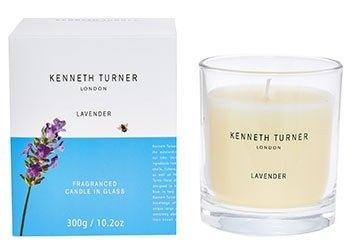 Kenneth Turner London Candela Profumata alla lavanda