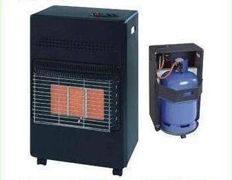4.2kw Portable Gas Cabinet Heater