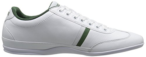 Lacoste Men's Misano Sport 116 1 Fashion Sneaker, White, 8.5 M US
