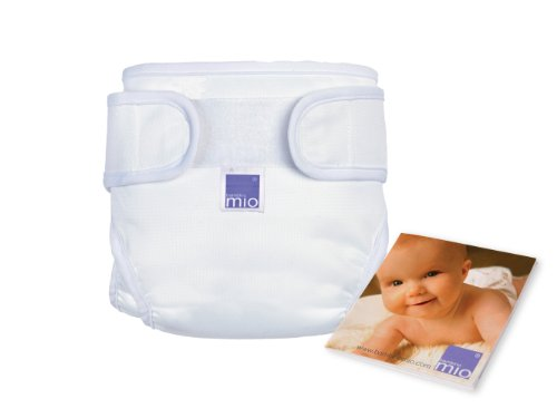 Bambino Mio Miosoft Trial Pack -White-Small back-516599