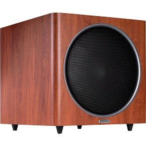 Polk Audio Psw125 12-Inch Powered Subwoofer (Single, Cherry)