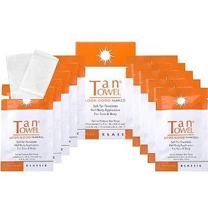 TanTowel - Half Body Classic 10 piece by TanTowel (English Manual)