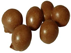 Handcrafted Chocolate Covered Peanuts, Double Dipped (32 ounces)