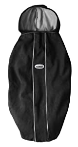 BabyBjörn Cover for Baby Carrier (City Black)