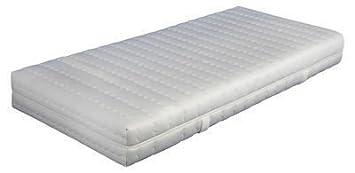 Breckle Matratze MyBalance Comfort fest H4 Form-Kaltschaum 80x180 - 200x220 RG55, Größe:90 x 190 cm