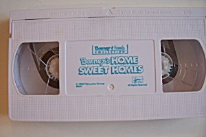 Barney & Friends Collection: Barney's Home Sweet Homes