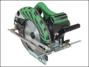 Hitachi C9U2/J6 Circular Saw (235 mm Blade, 2000 W, 230 V, Carrying Case)