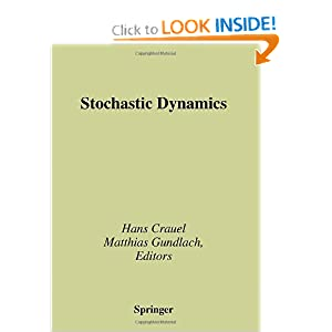 Stochastic Dynamics Hans Crauel, Matthias Gundlach