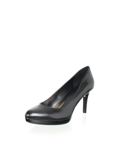 Calvin Klein Women's Odette Platform Pump  – Black