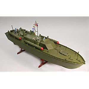 Lindberg 1/64 scale PT-109 at Sears.com