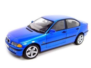 Buy BMW 328i 3 SERIES 328 BLUE 1:18 DIECAST MODEL