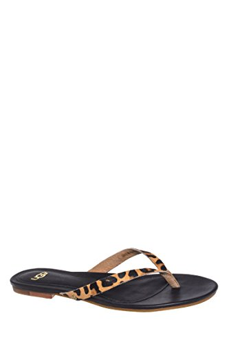 W Allaria II Calf Low Heel Flip Flop Sandal