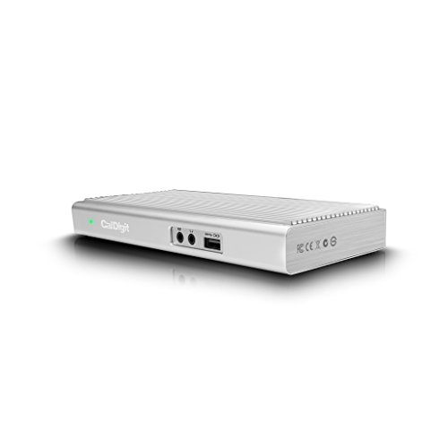Sale!! CalDigit USB-C Docking Station: Charge MacBook, MacBook Pro, Dual Display, HDMI, DisplayPort,...