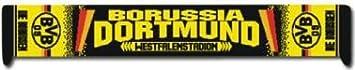 Borussia Dortmund Football Scarf