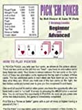 Video Poker Pick'em Poker Strategy Card