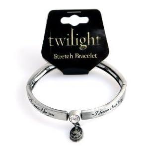 Official Twilight Forever Stretch Bracelet