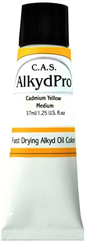 cas-paints-alkydpro-fast-drying-oil-color-paint-tube-37ml-cadmium-yellow-medium