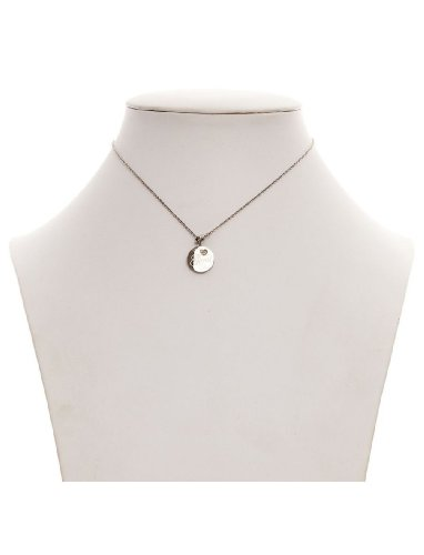 Guess Necklace 100016830 silver