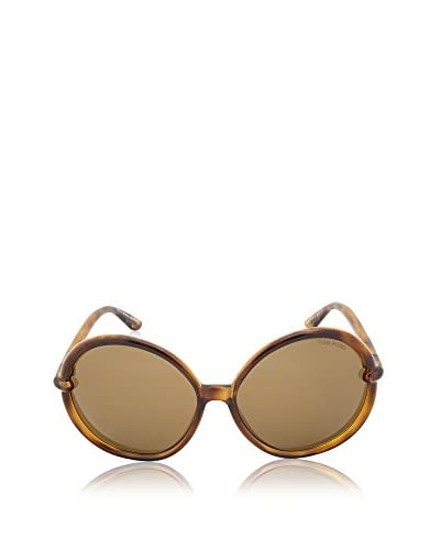 Tom Ford Caithlyn Sunglasses, Brown, 59-15-130