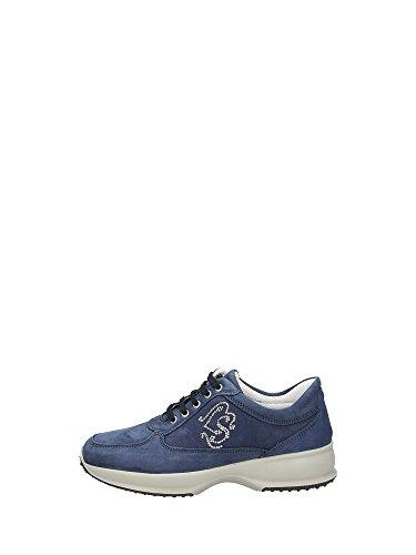 Imac 52040 Sneakers Basse Donna Blu 38