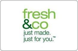Fresh&Co Gift Card ($50)