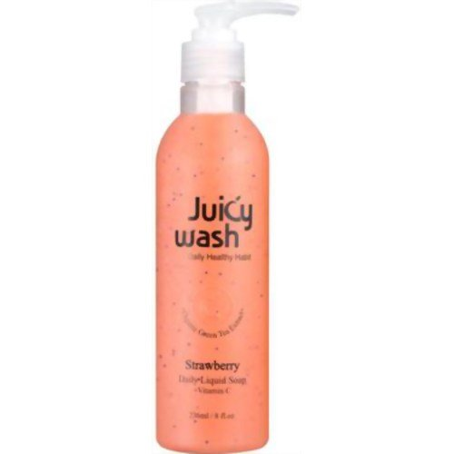 Juicy Wash ハンドソープ ストロベリー 236ml