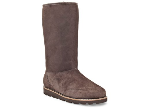 UGG Australia Women's Elissa Boots,Chocolate,5 US