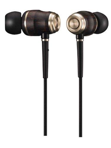 JVC HA-FX750 WOODシリーズ カナル型イヤホン ハイレゾ音源対応 ブラック