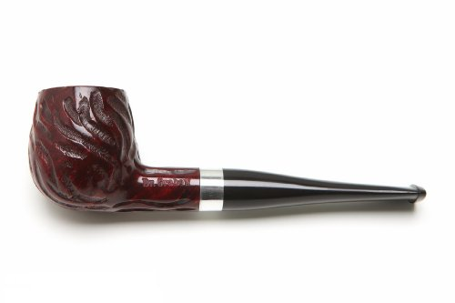 Dr Grabow Cardinal Textured Tobacco Pipe