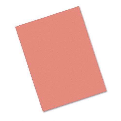 Construction Paper, 76#, 25% Sulphite, 9 x 12, Copper, 50 Sheets/Pk