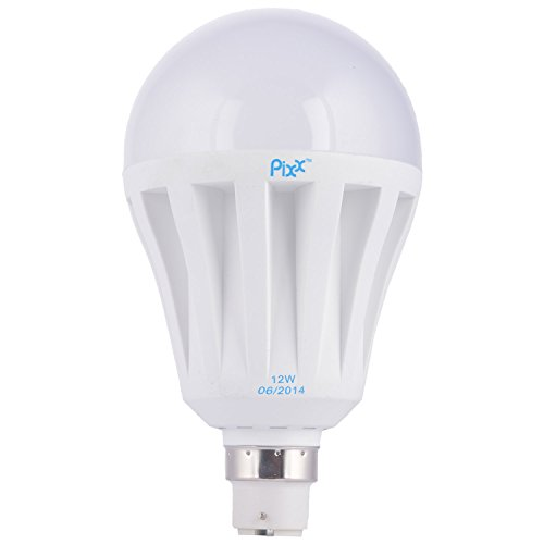 Pixx-12W-B22-Led-Bulb-(White)