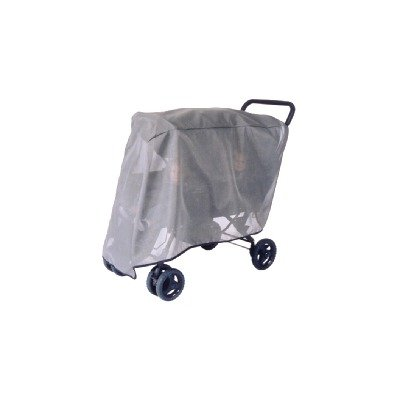 Sashas Sun, Wind and Insect Cover for Graco DuoGlider and Quattro Tour Duo Tandem Stroller.