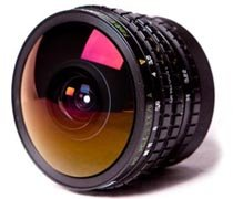 Peleng 8mm f3.5 Fisheye Lens for Nikon