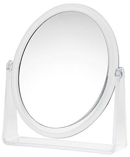 Danielle Enterprises 5X Magnification Vanity Mirror, Oval front-785200