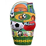 Sport Ball Basket Easter Birthday Gift