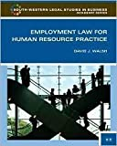 img - for Employment Law for Human Resource Practice 3th (third) edition Text Only book / textbook / text book