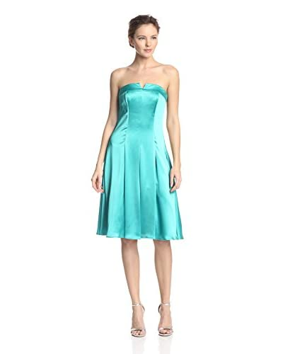 A.B.S. by Allen Schwartz Women's Strapless Bustier Dress