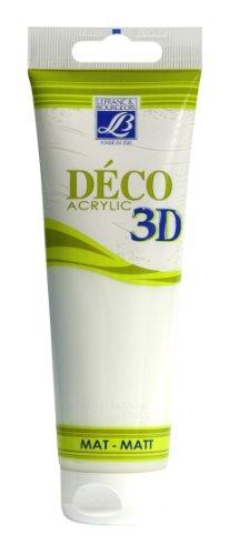 Lefranc & Bourgeois 211249 Peinture Déco 3D mat 120 ml