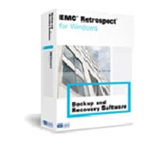 Emc Retrospect 7.5 Client 1PK Windows