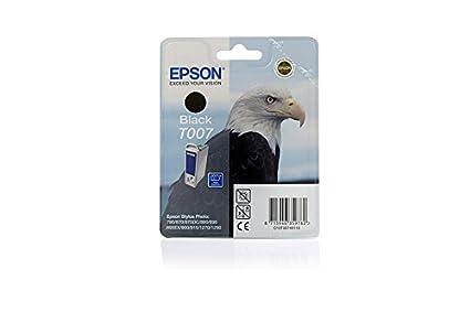 Epson Stylus Photo 785 EPX - Original Epson C13T00740110 / T007 - Cartouche d'encre Noir -