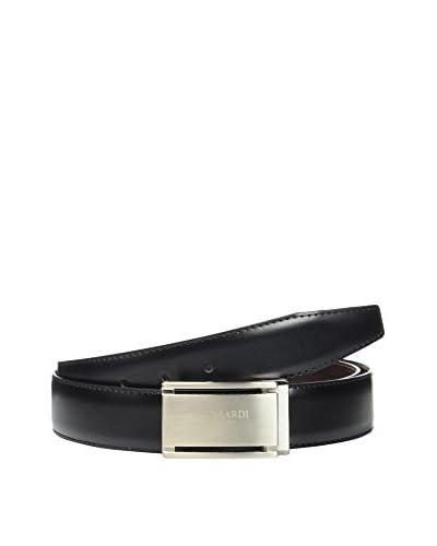 Trussardi Collection Cinturón Negro