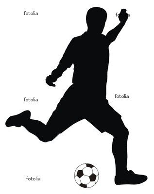 Wallmonkeys Peel and Stick Wall Graphic - Football/soccer - 36